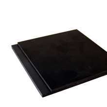 PVC Transparent Sheets Black Board Material Plastic Baseboard Product