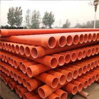 CPVC High Voltage Power Pipe Cable Sleeve