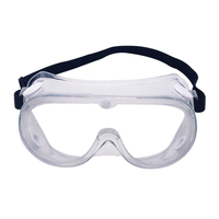 Fully Enclosed Goggles for Radiation Protection