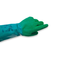 Natural Rubber Coated Thermal Gloves