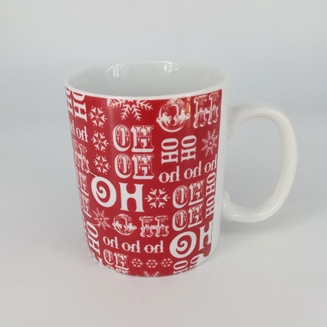 11OZ mug porcelain with decal