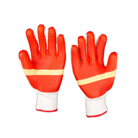 Wear-resistant Non-slip PVC Coated Gloves