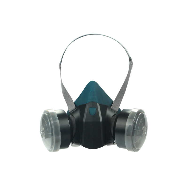 Self-suction Filter Type Gas Mask