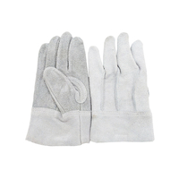 Mechanical Processing Welder Leather Protective Gloves