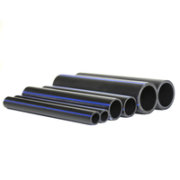 PE Water Supply Pipe Hot Melt Tap Water Pipe Drainage Irrigation