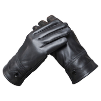 Labor Protection Leather Cold-proof Leather Gloves