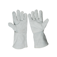 High Temperature Resistant Argon Arc Welding Labor Protection Gloves