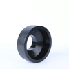 Pe Pipe Fittings Reducer Direct Hot Melt Pipe Socket Reducer