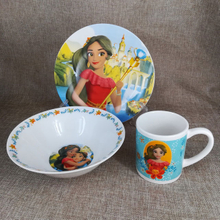 porcelain children dinner set for promotion sale Superior quality