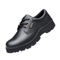 Leather Protective Shoes Anti-static Safety Shoes Sports Safety Shoes