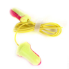 Easy To Identify T-shaped Earplugs with Wire