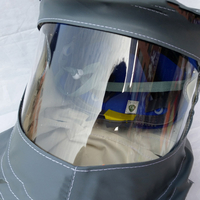 Acid And Alkali Resistant Hoods, Protective Masks, Sealing Caps, Anti-chemical Splash
