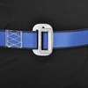 Speed difference type electrician safety belt