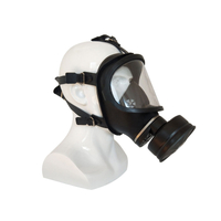 Self-suction Filter Type Anti-virus Full Anti-gas Mask